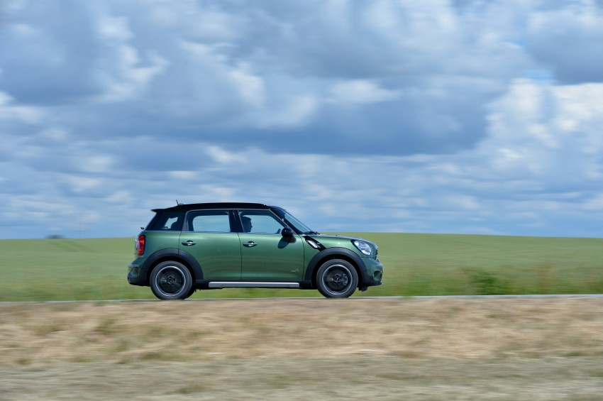 GALLERY: MINI Countryman, Paceman facelift detailed Image #258385