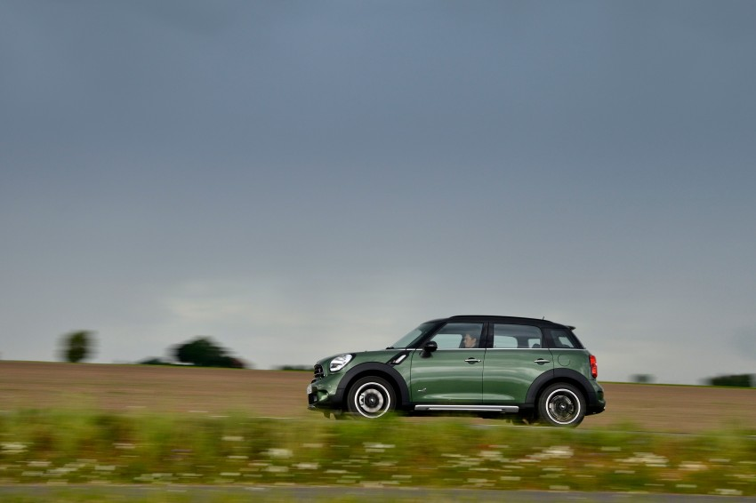 GALLERY: MINI Countryman, Paceman facelift detailed Image #258279