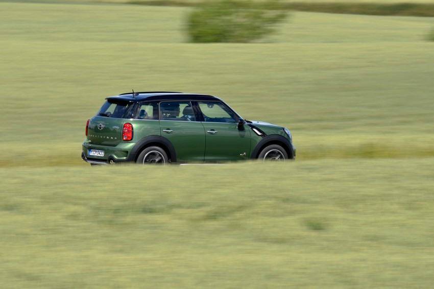 GALLERY: MINI Countryman, Paceman facelift detailed Image #258331