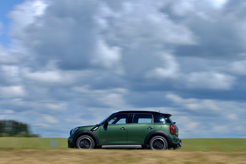 GALLERY: MINI Countryman, Paceman facelift detailed Image #258347