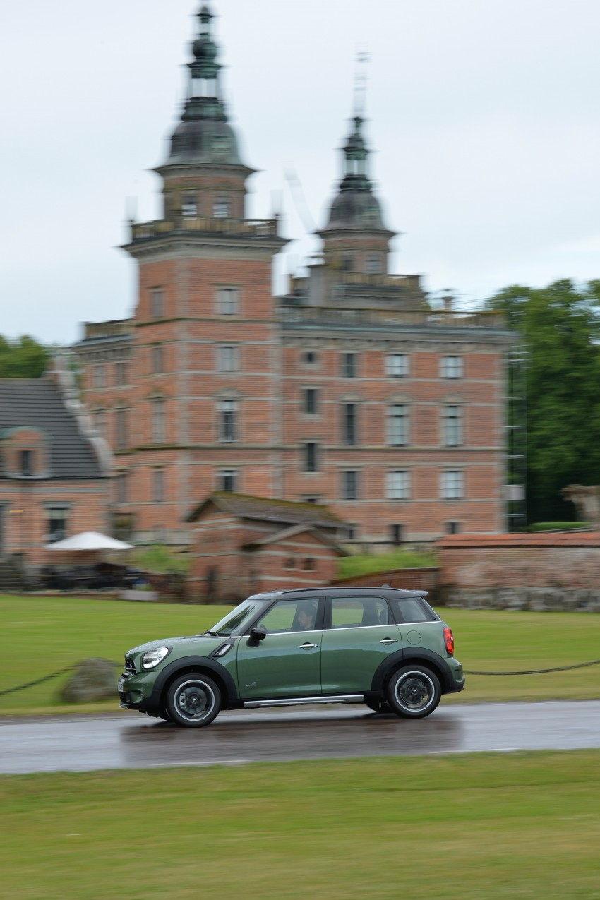 GALLERY: MINI Countryman, Paceman facelift detailed Image #258368
