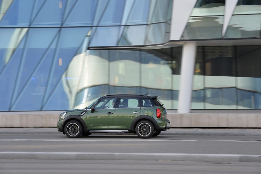GALLERY: MINI Countryman, Paceman facelift detailed Image #258384