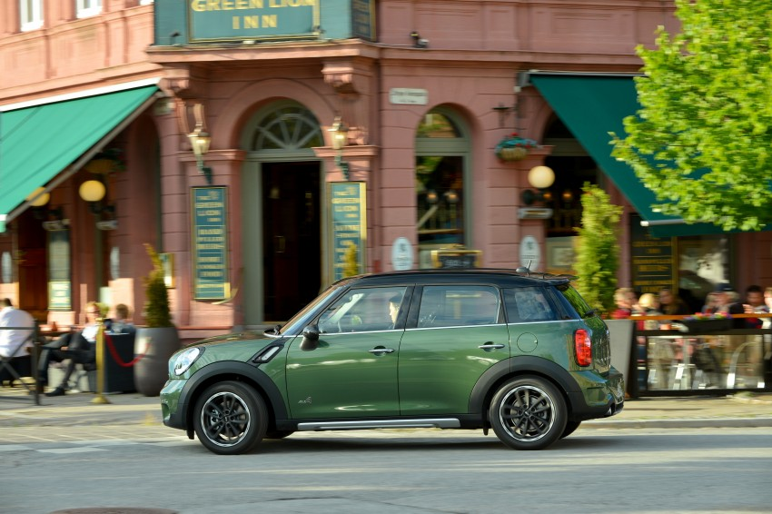 GALLERY: MINI Countryman, Paceman facelift detailed Image #258227