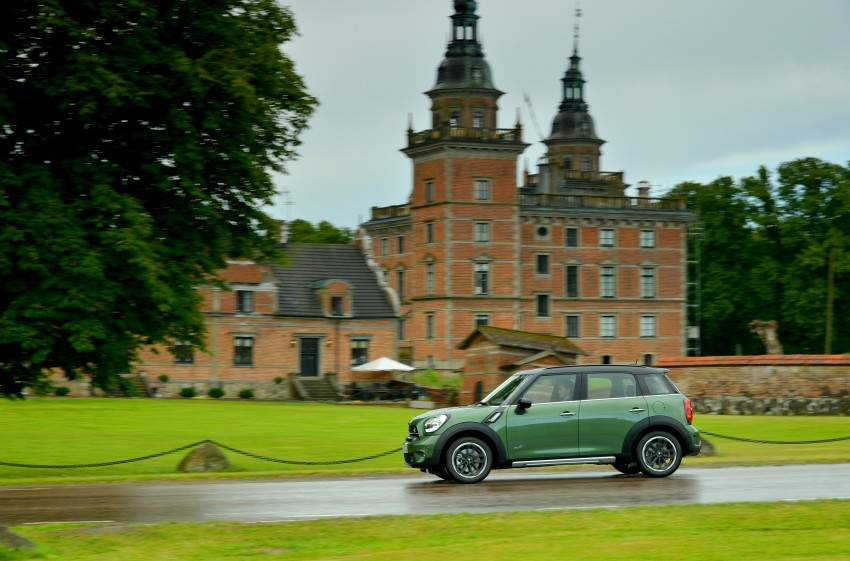 GALLERY: MINI Countryman, Paceman facelift detailed Image #258237