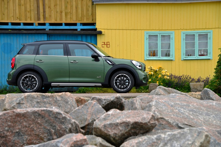 GALLERY: MINI Countryman, Paceman facelift detailed Image #258195