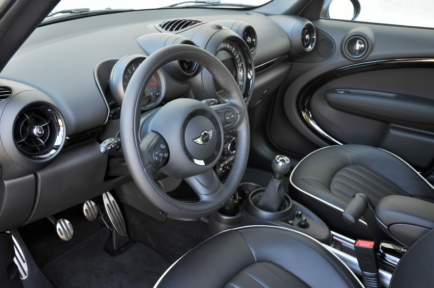 GALLERY: MINI Countryman, Paceman facelift detailed Image #258204