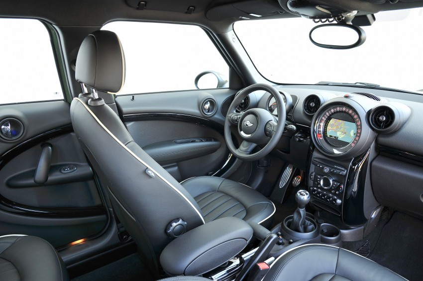 GALLERY: MINI Countryman, Paceman facelift detailed Image #258181