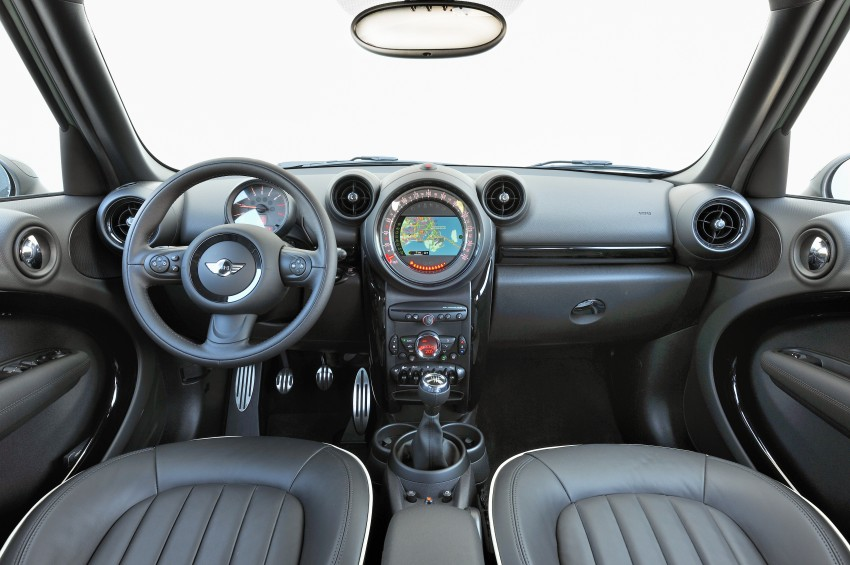 GALLERY: MINI Countryman, Paceman facelift detailed Image #258182