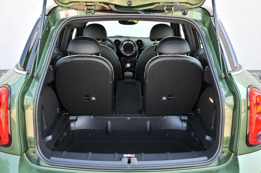 GALLERY: MINI Countryman, Paceman facelift detailed Image #258180