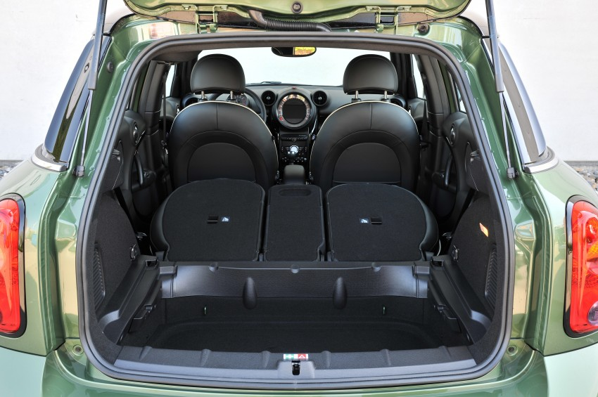 GALLERY: MINI Countryman, Paceman facelift detailed Image #258196