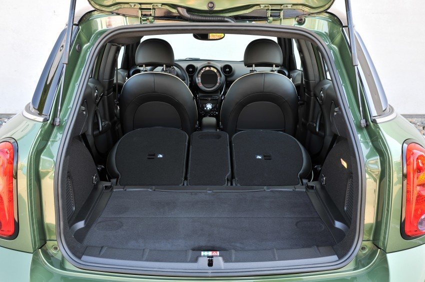 GALLERY: MINI Countryman, Paceman facelift detailed Image #258186