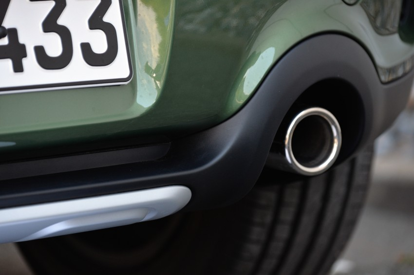 GALLERY: MINI Countryman, Paceman facelift detailed Image #258358