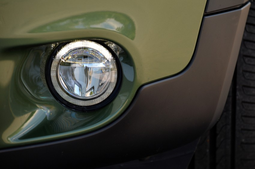 GALLERY: MINI Countryman, Paceman facelift detailed Image #258257