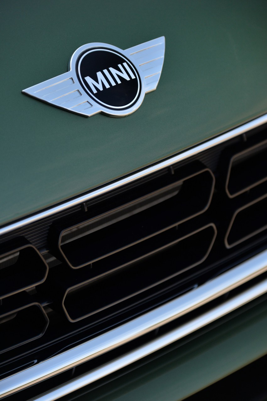 GALLERY: MINI Countryman, Paceman facelift detailed Image #258314