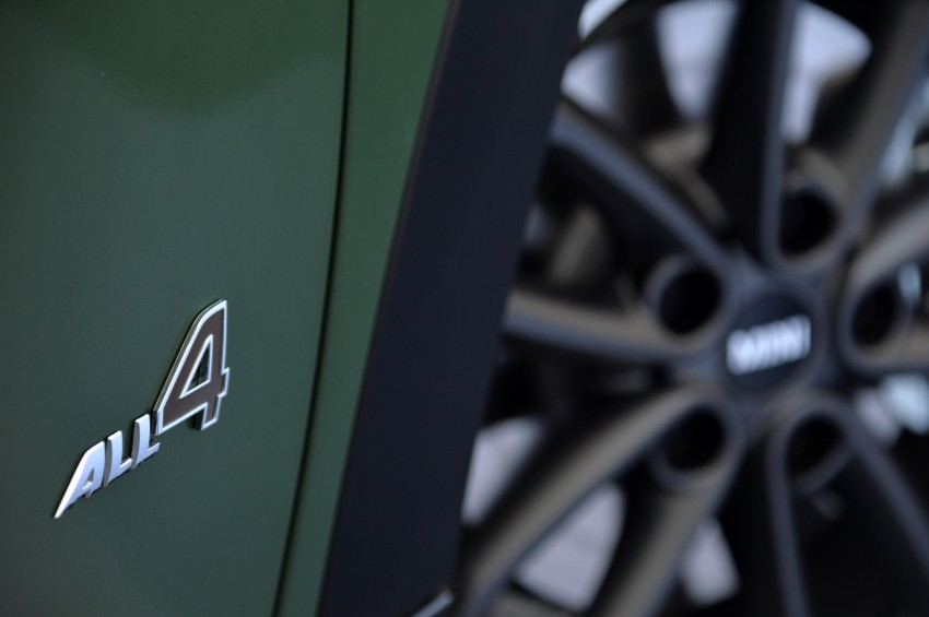 GALLERY: MINI Countryman, Paceman facelift detailed Image #258324