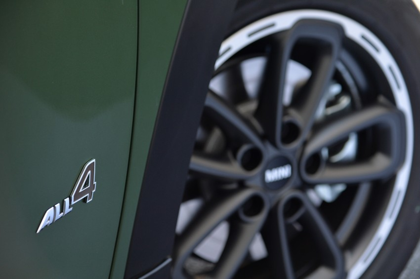 GALLERY: MINI Countryman, Paceman facelift detailed Image #258298