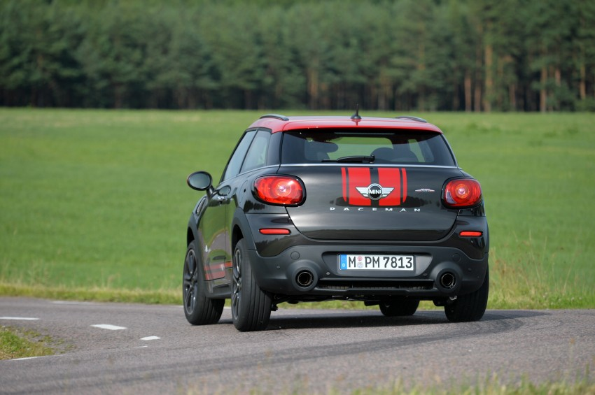 GALLERY: MINI Countryman, Paceman facelift detailed Image #258548