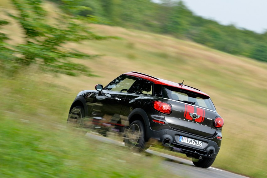 GALLERY: MINI Countryman, Paceman facelift detailed Image #258485