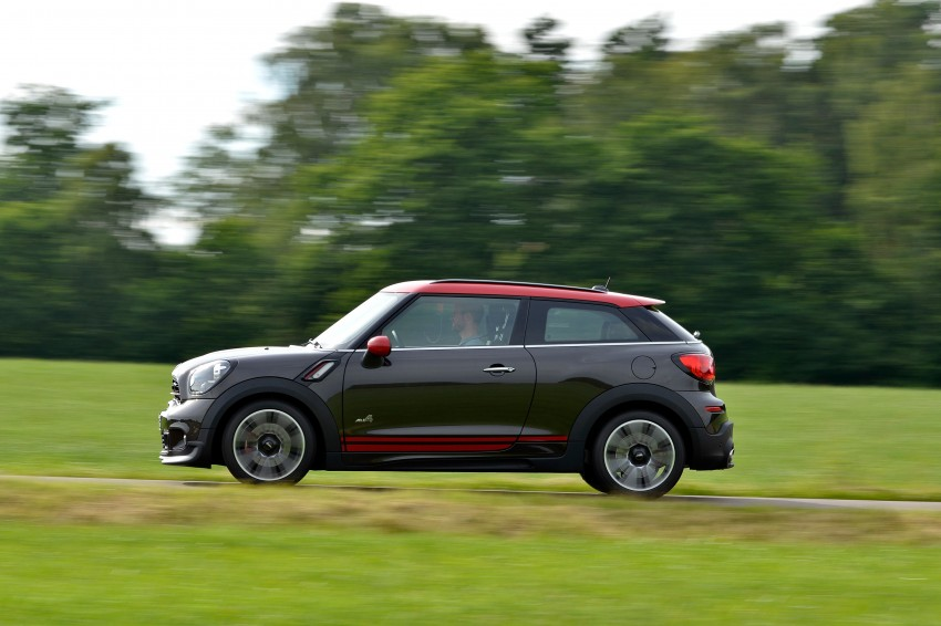 GALLERY: MINI Countryman, Paceman facelift detailed Image #258467