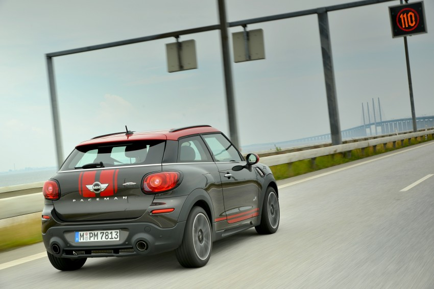 GALLERY: MINI Countryman, Paceman facelift detailed Image #258537