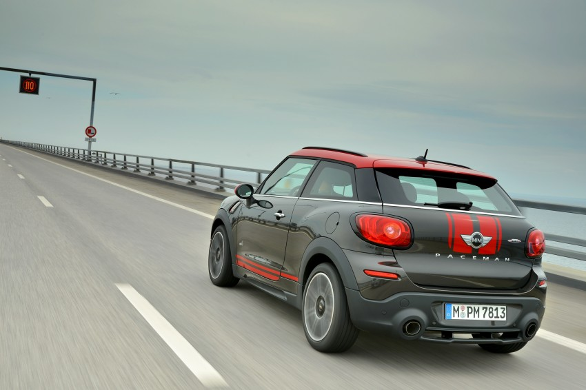 GALLERY: MINI Countryman, Paceman facelift detailed Image #258517