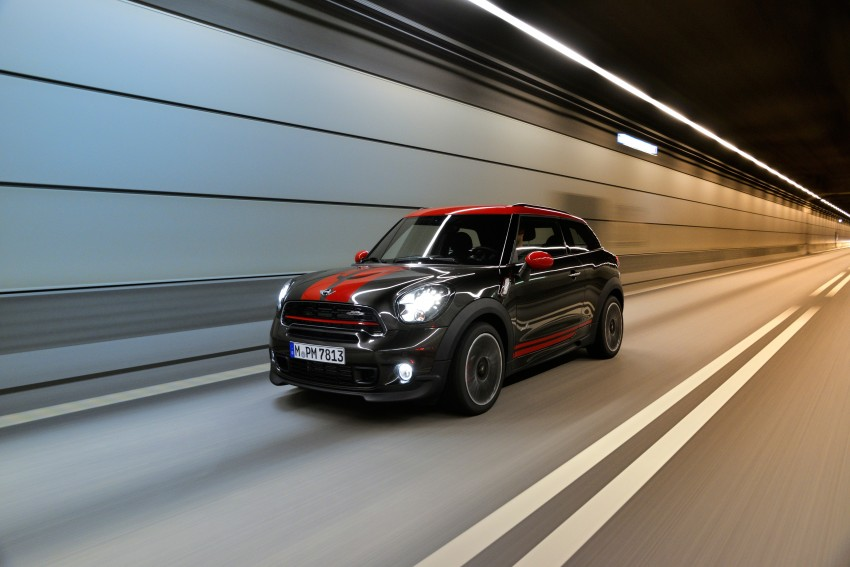 GALLERY: MINI Countryman, Paceman facelift detailed Image #258405