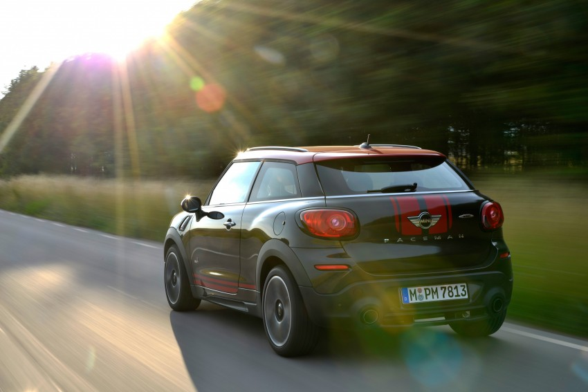 GALLERY: MINI Countryman, Paceman facelift detailed Image #258507