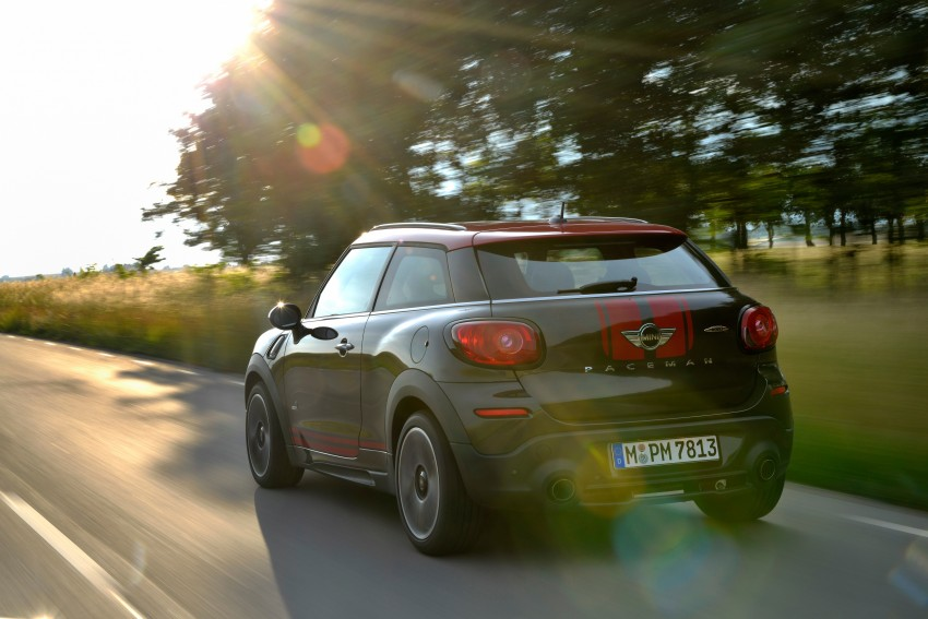 GALLERY: MINI Countryman, Paceman facelift detailed Image #258450