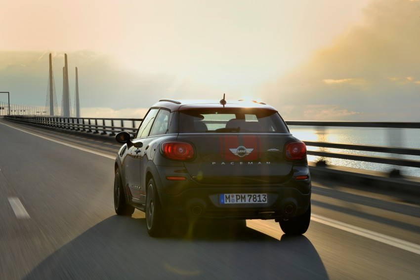 GALLERY: MINI Countryman, Paceman facelift detailed Image #258536
