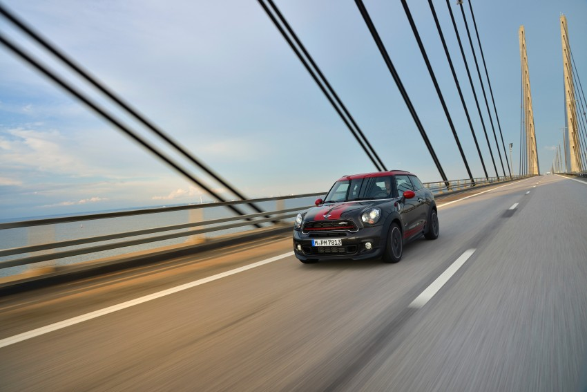 GALLERY: MINI Countryman, Paceman facelift detailed Image #258471