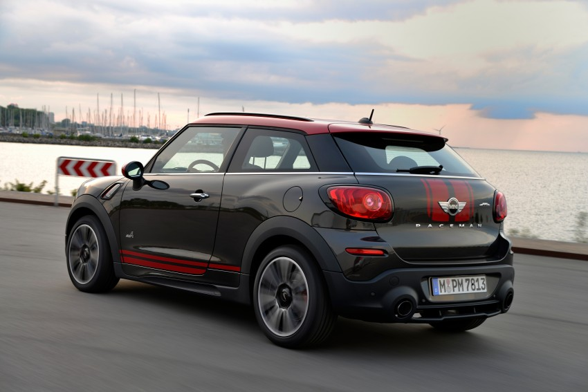 GALLERY: MINI Countryman, Paceman facelift detailed Image #258514