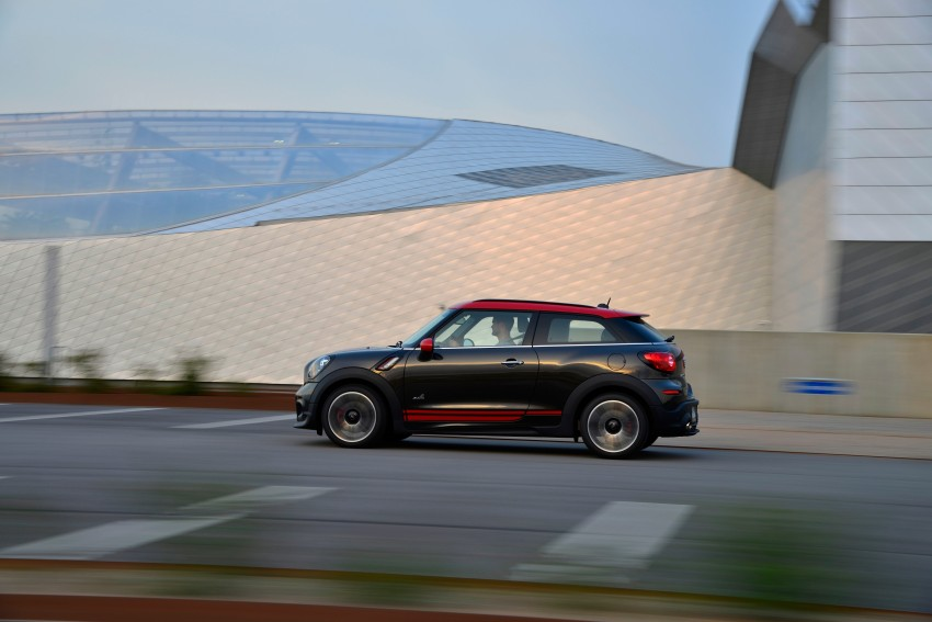 GALLERY: MINI Countryman, Paceman facelift detailed Image #258510