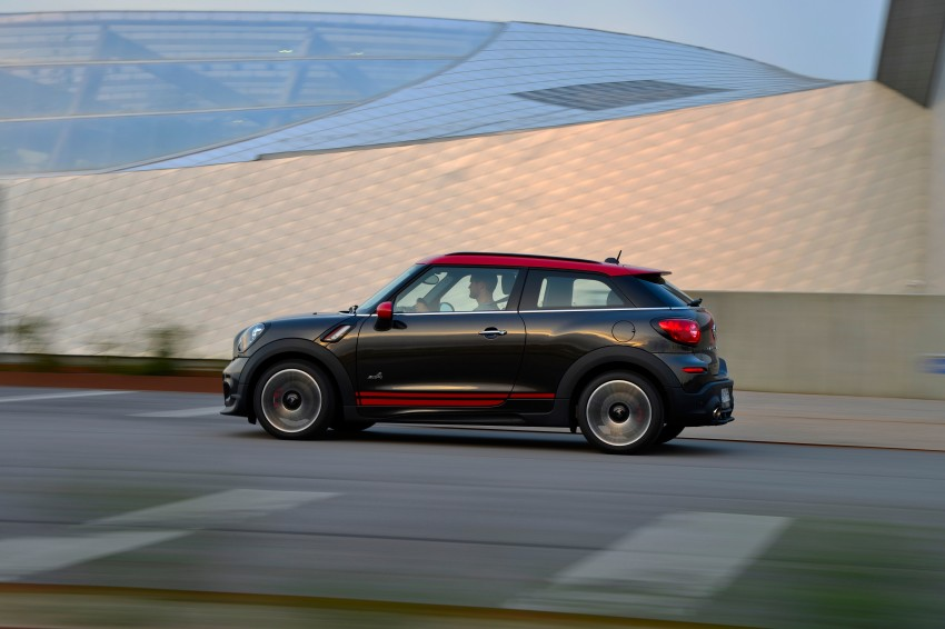 GALLERY: MINI Countryman, Paceman facelift detailed Image #258523