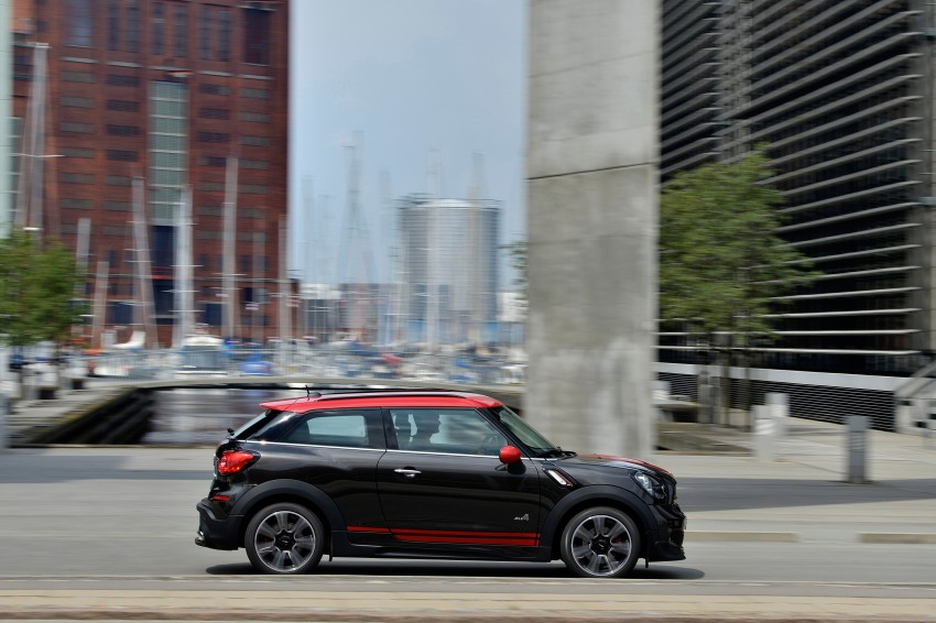 GALLERY: MINI Countryman, Paceman facelift detailed Image #258424