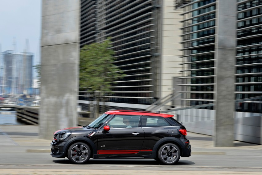 GALLERY: MINI Countryman, Paceman facelift detailed Image #258458