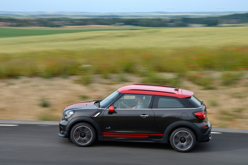 GALLERY: MINI Countryman, Paceman facelift detailed Image #258476