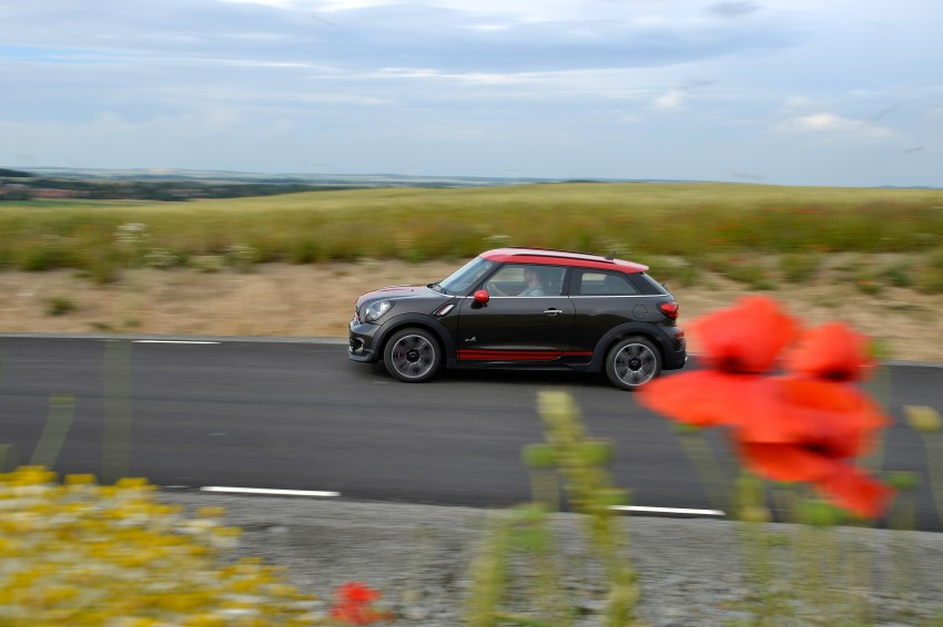 GALLERY: MINI Countryman, Paceman facelift detailed Image #258465