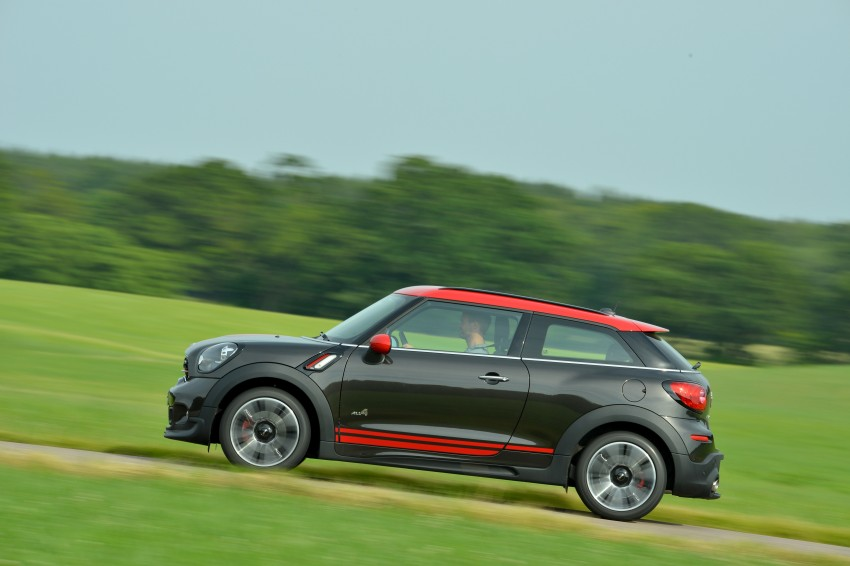 GALLERY: MINI Countryman, Paceman facelift detailed Image #258558