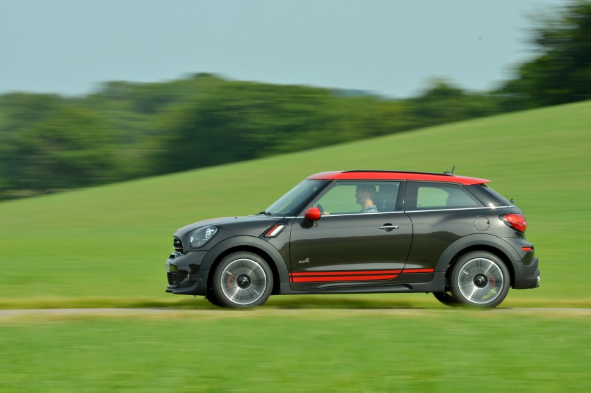 GALLERY: MINI Countryman, Paceman facelift detailed Image #258556