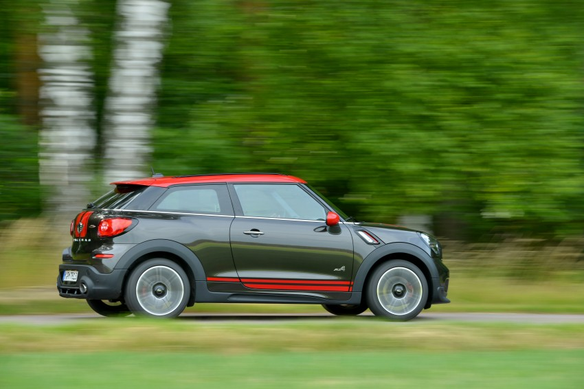 GALLERY: MINI Countryman, Paceman facelift detailed Image #258498