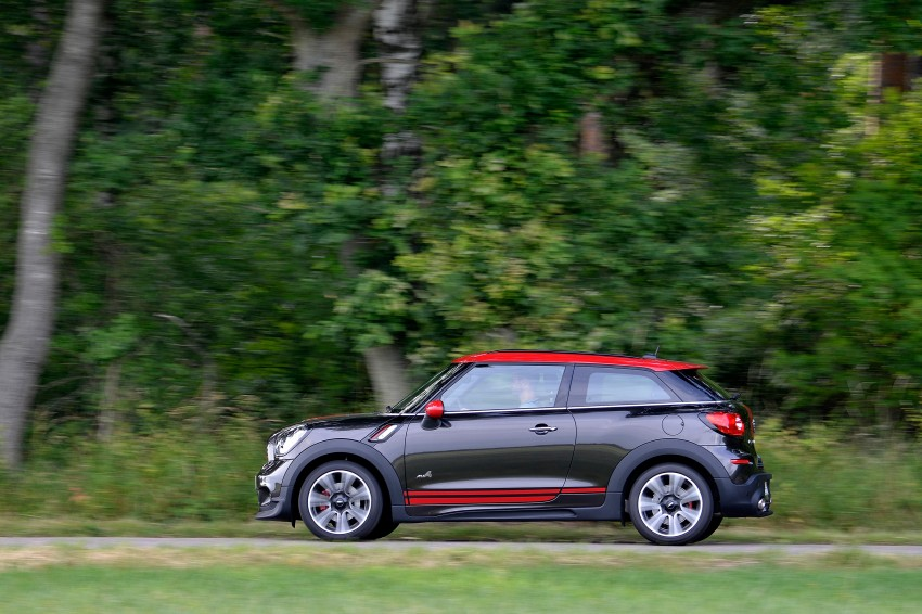 GALLERY: MINI Countryman, Paceman facelift detailed Image #258408