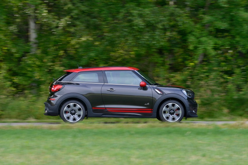 GALLERY: MINI Countryman, Paceman facelift detailed Image #258429