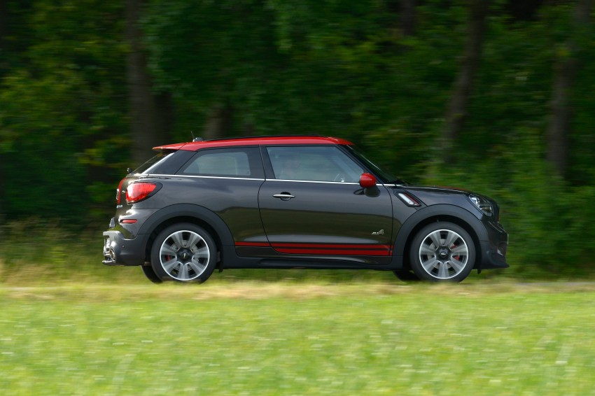 GALLERY: MINI Countryman, Paceman facelift detailed Image #258443