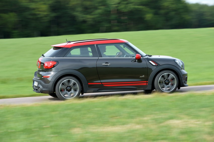 GALLERY: MINI Countryman, Paceman facelift detailed Image #258557