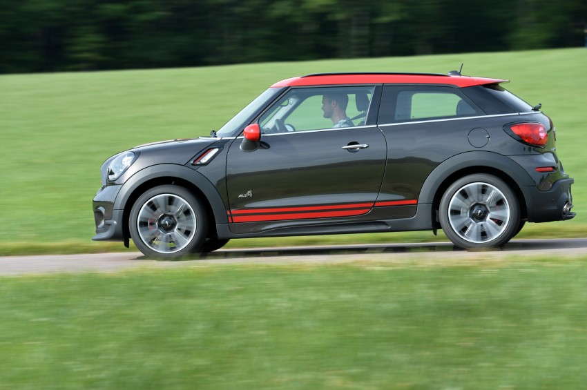 GALLERY: MINI Countryman, Paceman facelift detailed Image #258553