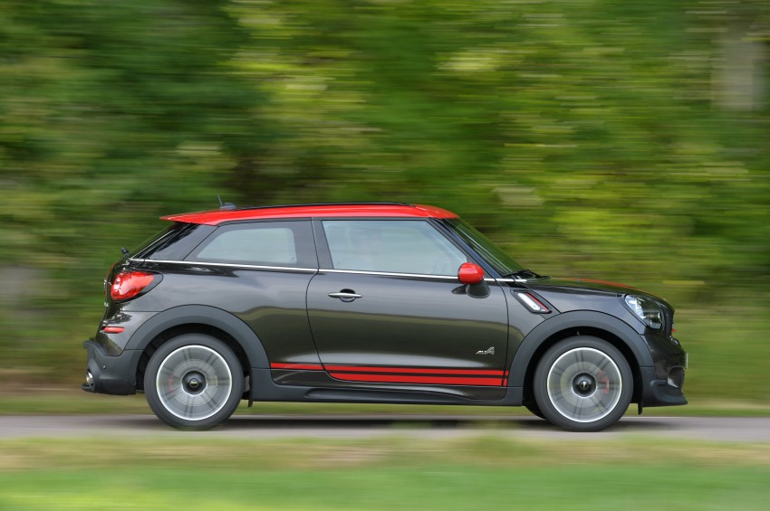 GALLERY: MINI Countryman, Paceman facelift detailed Image #258532