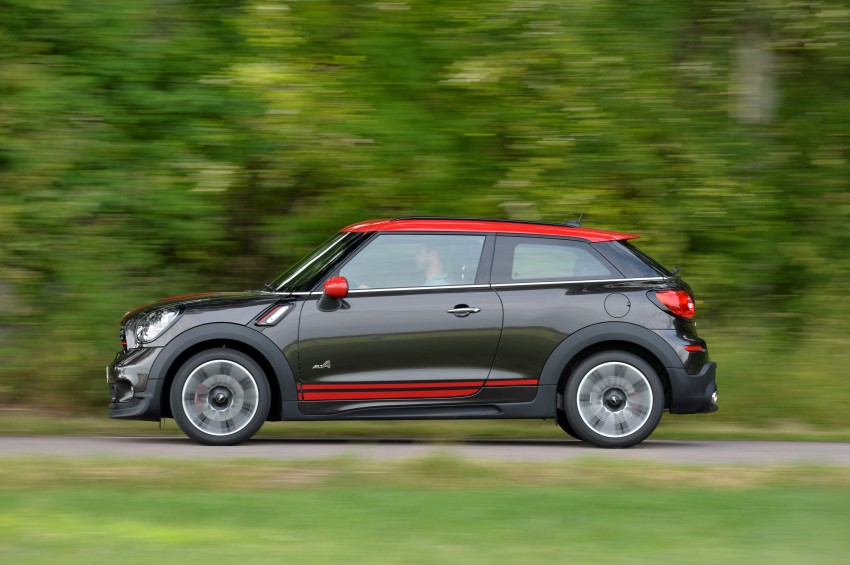 GALLERY: MINI Countryman, Paceman facelift detailed Image #258503