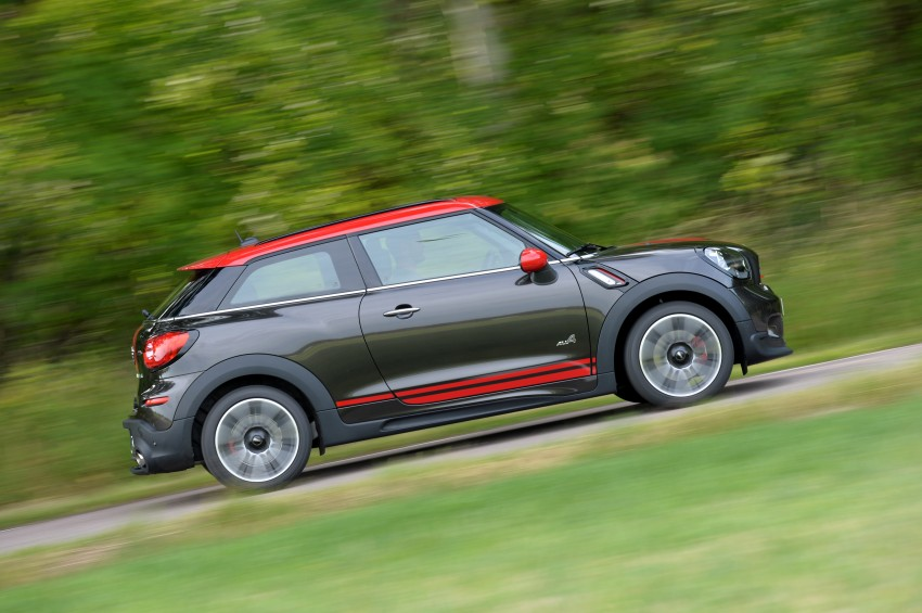 GALLERY: MINI Countryman, Paceman facelift detailed Image #258515