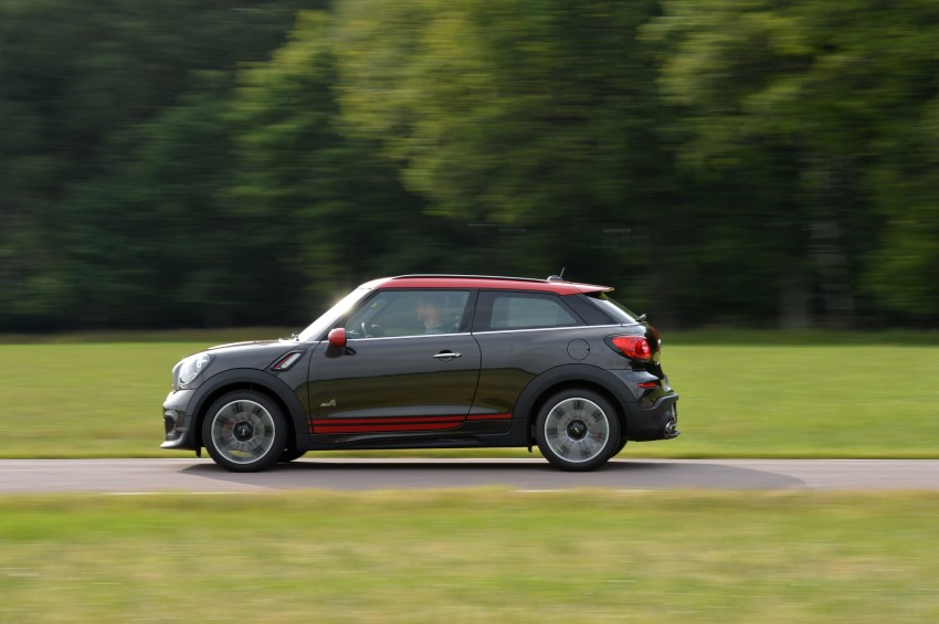 GALLERY: MINI Countryman, Paceman facelift detailed Image #258527