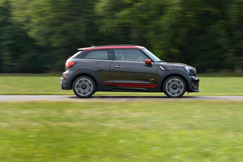 GALLERY: MINI Countryman, Paceman facelift detailed Image #258534
